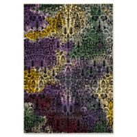 Safavieh Watercolor 8' x 10' Jude Rug in Light Yellow