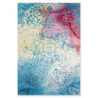 Safavieh Watercolor 8' x 10' Nancy Rug in Light Blue