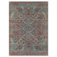 Rugs America Asteria 4' x 6' Area Rug in Blue