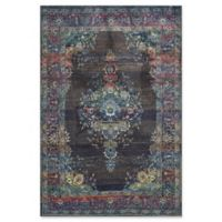 Kas Rugs Dreamweaver Sutton 3'3 x 4'11 Rug in Charcoal