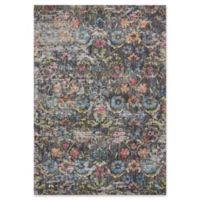 KAS Dreamweaver Delaney 3'3 x 4'11 Accent Rug in Charcoal