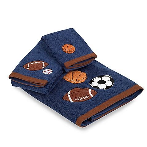 All Sports Washcloth