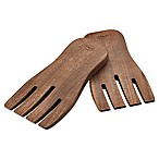 Rosle Salad Hands in Walnut Wood (Set of 2)