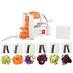 Paderno World Cuisine 6-Blade Spiralizer