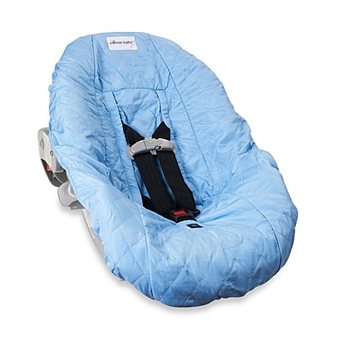 Nomie Baby® Infant Car Seat Cover in Blue
