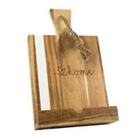 Cathy's Concepts Love Home Marble & Acacia Tablet Recipe Stand