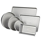 Cake Boss™ Professional 6-Piece Bakeware Set in Silver