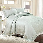 Pacific Coast Textiles Vera Queen Duvet Cover Set in Green