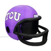 Texas Christian University Inflatable Lawn Helmet
