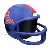 University of Mississippi Inflatable Lawn Helmet