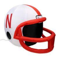 University of Nebraska Inflatable Lawn Helmet
