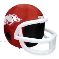 University of Arkansas Inflatable Lawn Helmet