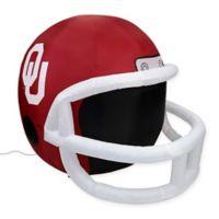 University of Oklahoma Inflatable Lawn Helmet