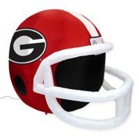 University of Georgia Inflatable Lawn Helmet