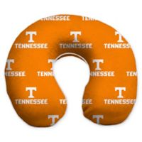University of Tennessee U-Neck Memory Foam Travel Pillow with Snap Closure