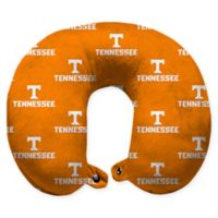 University of Tennessee U-Neck Travel Pillow with Snap Closure