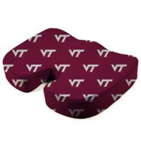 Virginia Tech Memory Foam Seat Cushion
