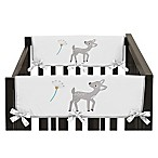 Sweet Jojo Designs Forest Deer Short Rail Guards (Set of 2)