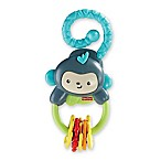 Fisher-Price® Monkey and Bananas Teether Ring