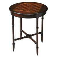 Butler Specialty Company Somerset Accent Table in Dark Brown