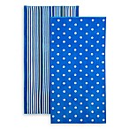 2-Pack Value Beach Towels in Blue
