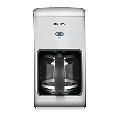 Krups® KM1010 Prelude 10 Cup Coffee Maker