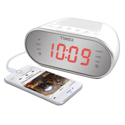Timex Dual Alarm Amfm Clock Radio Bed Bath Beyond