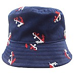 Toby™ Infant Anchors Reversible Bucket Hat in Blue