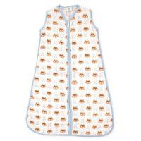 Luvable Friends® Size 0-6M Fox Muslin Sleeping Bag
