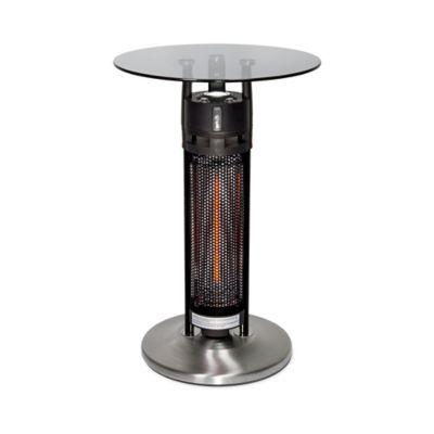 PureHeat Indoor/Outdoor Table Heater In Black