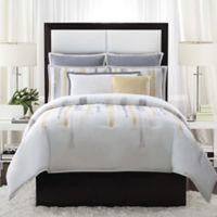 Vince Camuto® Sorrento Full/Queen Comforter Set in Mustard
