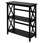 Montego 3-Shelf Bookcase