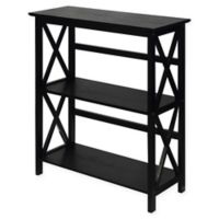 Montego 3 Shelf Bookcase
