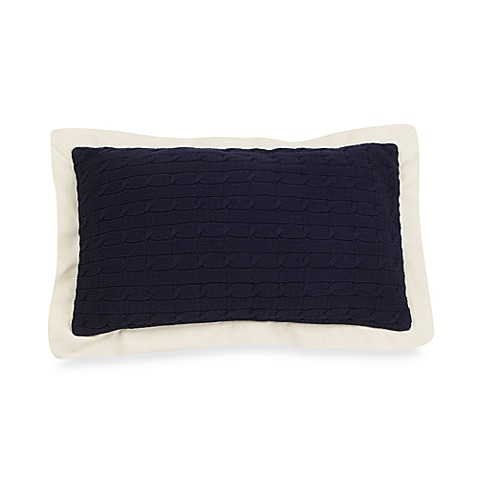 Nautica® Prospect Harbor Breakfast Throw Pillow
