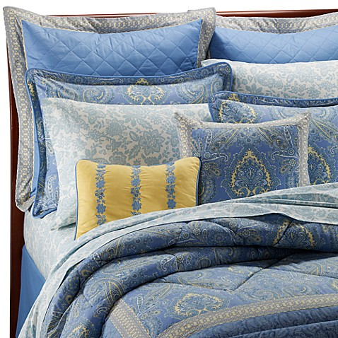 Laura Ashley® Prescot Comforter Sets and Accessories