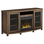 ClassicFlame® Rossville Electric Fireplace and TV Stand in Birch