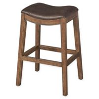 Hillsdale Furniture Kenton Counter Stool in Cocoa Brown