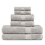 Tommy Bahama® Cypress Bay 6-Piece Towel Set in Grey