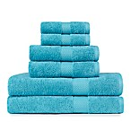 Tommy Bahama® Cypress Bay 6-Piece Towel Set in Aqua