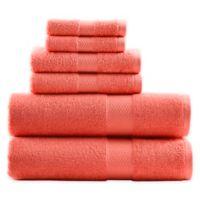 Tommy Bahama® Cypress Bay 6-Piece Towel Set in Orange