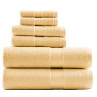 Tommy Bahama® Cypress Bay 6-Piece Towel Set in Yellow