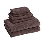 American Dawn Cambridge Bath Towels in Chocolate (Set of 6)