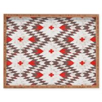 Deny Designs Native Rustic by Holli Zollinger Large Rectangular Serving Tray