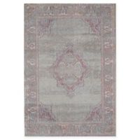 Rugs America Beverly Loomed 5'3 x 7'6 Area Rug in Grey
