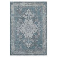 Rugs America Beverly 5'3 x 7'6 Area Rug in Blue