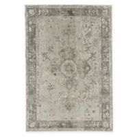 Rugs America Beverly 4' x 5'7 Area Rug in Grey
