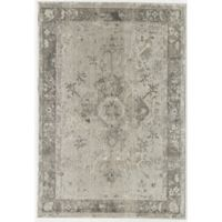 Rugs America Beverly 7'10 x 9'10 Area Rug in Grey