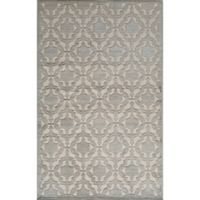Rugs America Riviera 2'7 x 4'11 Accent Rug in Light Blue