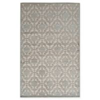 Rugs America Riviera 5' x 8' Area Rug in Light Blue