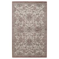 Rugs America Riviera Vintage-Inspired 2'7 x 4'11 Accent Rug in Rust